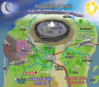 War-Torn World